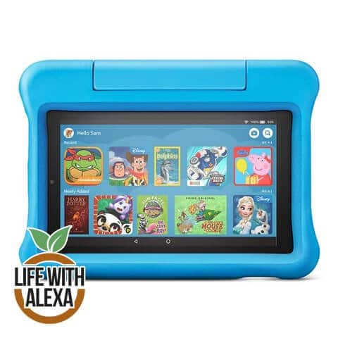 """Fire 7 Kids Edition Tablet 