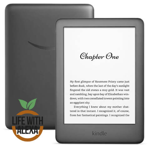 Kindle | Now with a built-in front light