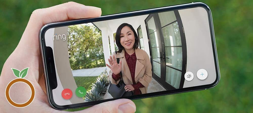 All-new Ring Video Doorbell