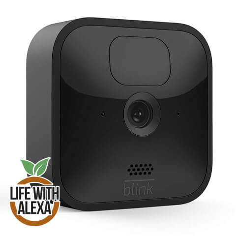 All-new Blink Outdoor | Wireless, weather-resistant HD security camera with two-year battery life, motion detection